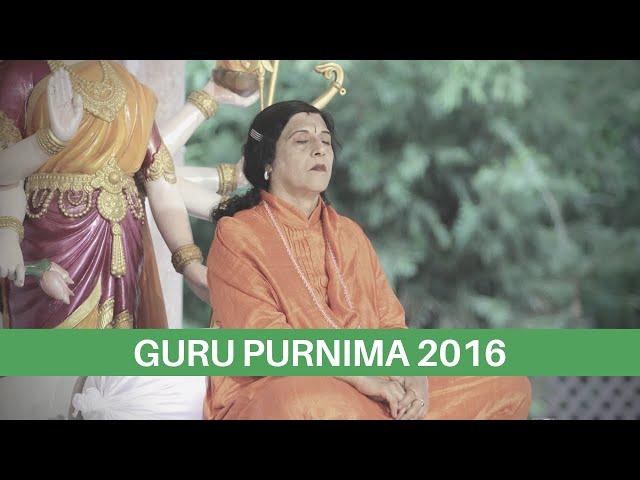 GURU PURNIMA 2016 (7) | Guru-ma Shailaja Devi | Maiyashree | Girnar | Junagadh