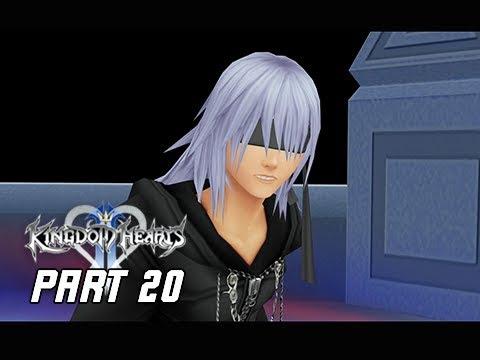 Kingdom Hearts 2.5 Final Mix Walkthrough Part 20 - RIKU (Kingdom Hearts 2 PS4 )