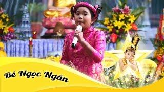 Nhạc Phật | Về Lại Quan Âm | Bé Ngọc Ngân hát cúng dường tại chùa Bảo Minh - Hải Dương