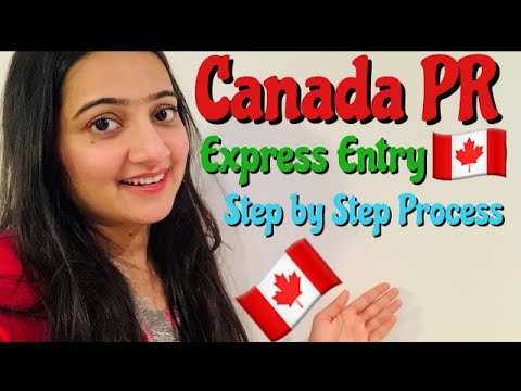 Canada Express Entry 2019 | Step-by-Step Process
