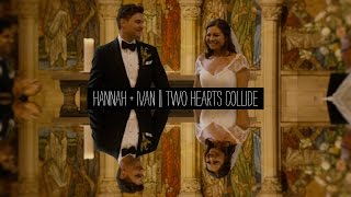 A St Andrews wedding film || Hannah + Ivan || Two hearts collide