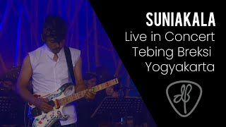 Dewa Budjana - Suniakala (Live in Concert Tebing Breksi Yogyakarta)