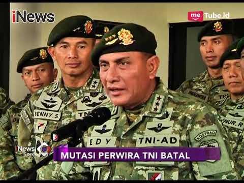 Pangkostrad Letjen Edy Rahmayadi Minta Doa Jadi Gubernur Bukan KASAD - iNews Sore 21/12