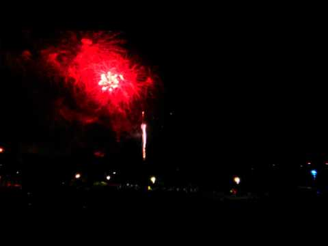 Fireworks Alexandria, VA 7-13-13 ft the US Marine Corps and the Alexandria Symphony Orchestra