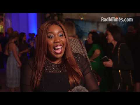 Chizzy Akudolu on Strictly, Hollywood and Holby City