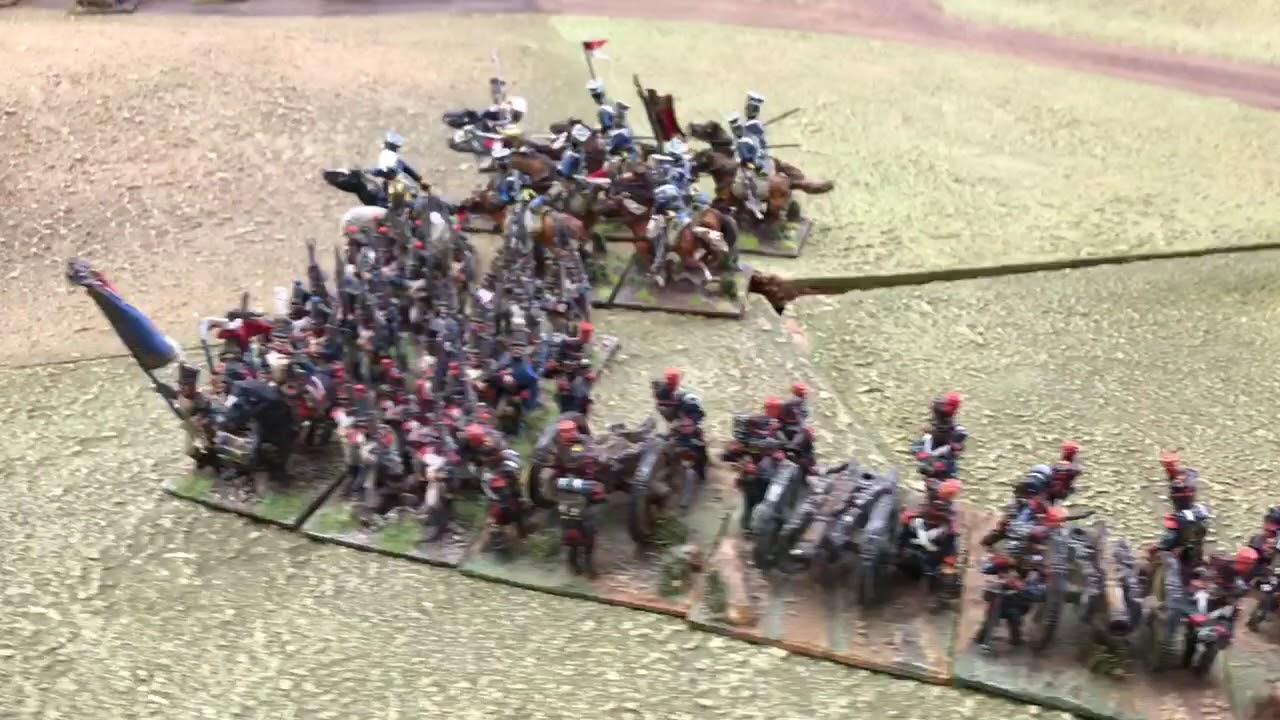 28 mm DRAPEAUX British 4th Infantry Brigade Waterloo campagne