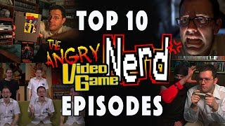 Top 10 AVGN Episodes thumbnail