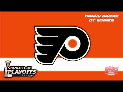Philadelphia Flyers 2012 Playoffs OT Goal Horn
