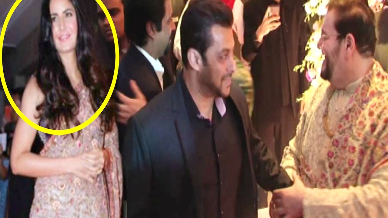 Salman Khan IGNORES Katrina Kaif At Neil Nitin Mukesh ...