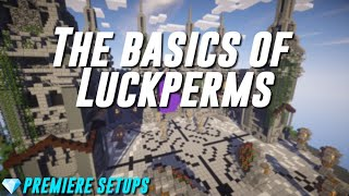 Luckperms permission plugin