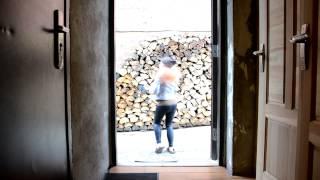 Школьный КВН 2012.10-11 классы(9.11.12). Видео-конкурс. 10Б.Краславская школа