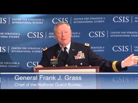 Military Strategy Forum: General Frank J. Grass, Chief of the National Guard Bureau