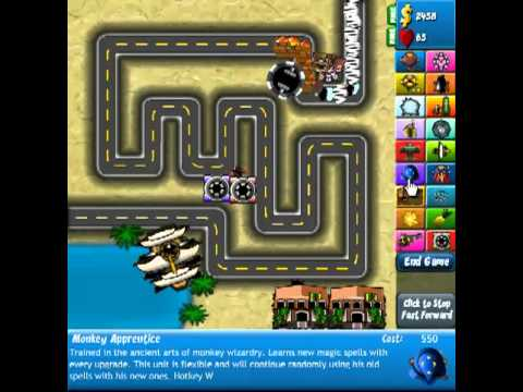 Bloons Tower Defense 4 Unblockeddefinitely Not A Game Site