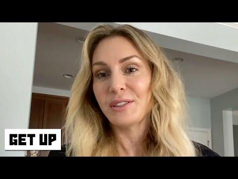 Charlotte Flair on winning WrestleMania 36 & 24/7 champ Rob Gronkowski's WWE future | Get Up