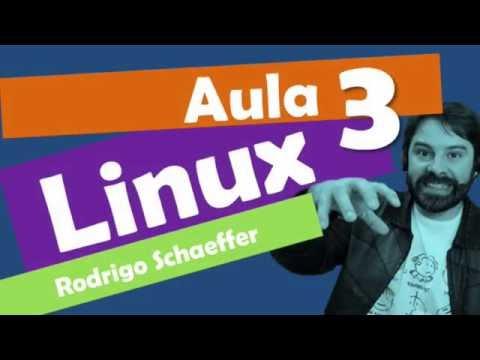 Linux e software livre - Aula 3 - Liberdades GNU GPL - Rodrigo Schaeffer
