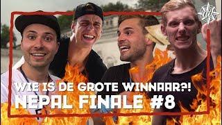 WIE IS DE GROTE WINNAAR ?! | NEPAL #8 | Furtjuh & Thomas VS Gekke Markie & Laurens