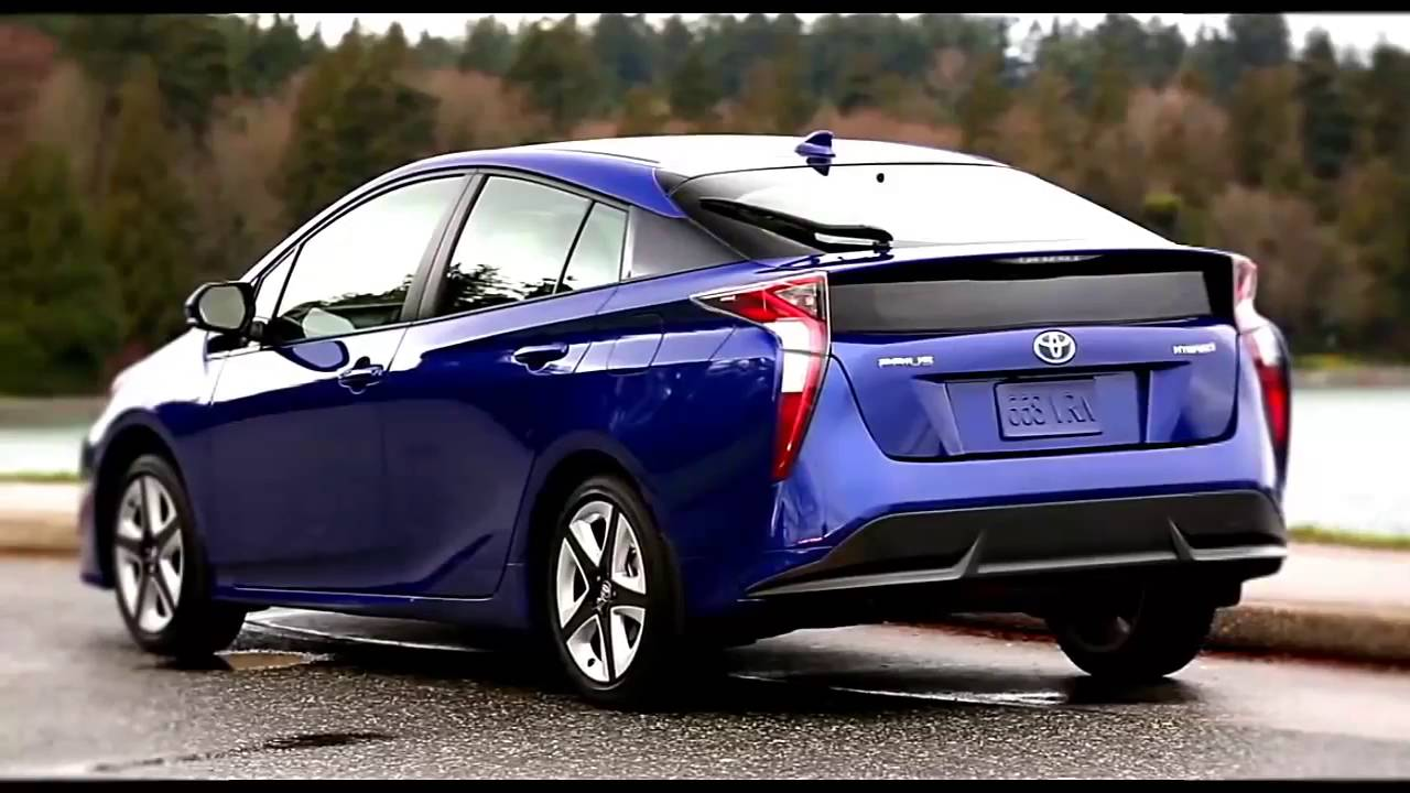 2016 Toyota Prius Review Sport Cars Video You