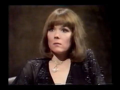 1970s Diana Rigg BBC PARKINSON s
