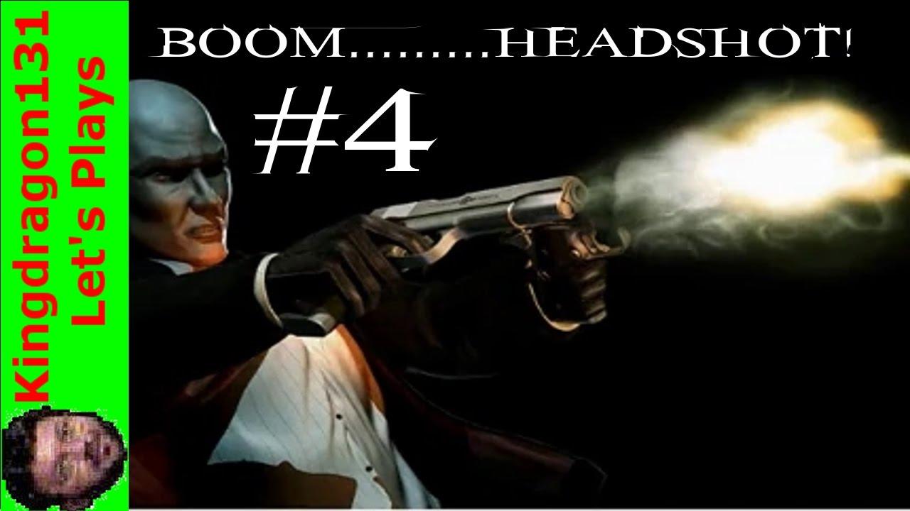 Hitman 2 Silent Assassin part 4: Kirov park meeting (agent 17 all cheats  android apk black screen