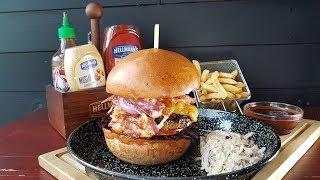 Ettől a burgertől eldobod az agyad - Monster Streetfood