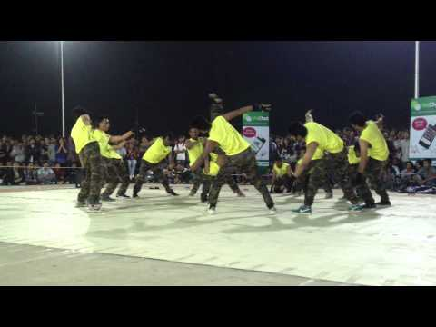 C.V.S Street Dance in BITS Pilani 2012.. Won 1st Prize !!.. Simply Awesome !!...