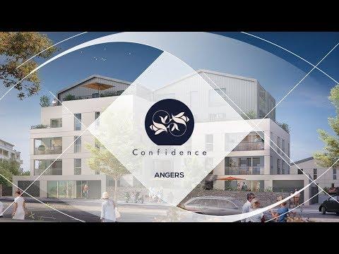 Résidence CONFIDENCE à Angers