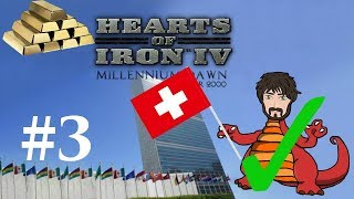 Hearts of Iron 4 - Millennium Dawn | Switzerland Conquest: What a Country! #3