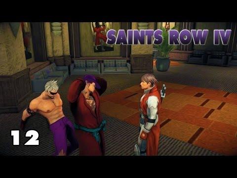 ★ Saints Row 4 – Co-Op Playthrough Part 12 [PC/PS3/360][HD]