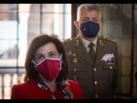 Denuncia contra Margarita Robles por cuentas en paraísos fiscales. La UDEF contacta Royuela.
