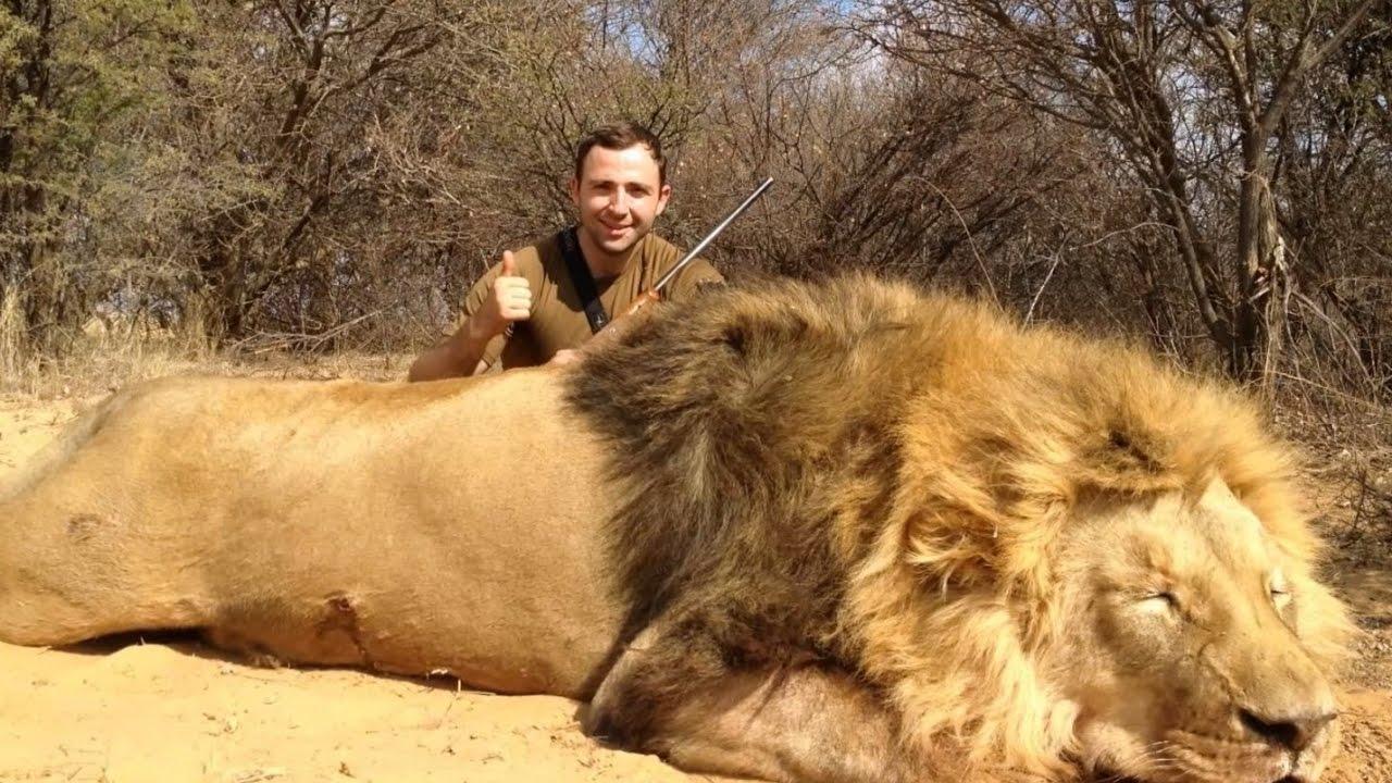 Охота в ЮАР 2012