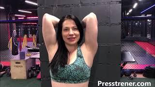 Упражнения на мышцы рук с гантелями на бицепс, трицепс, плечи, для дома