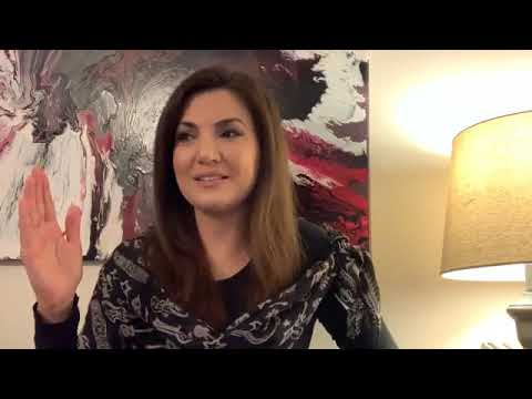 Reham Khan's Live Chat with fans on Facebook | 10th August 2020