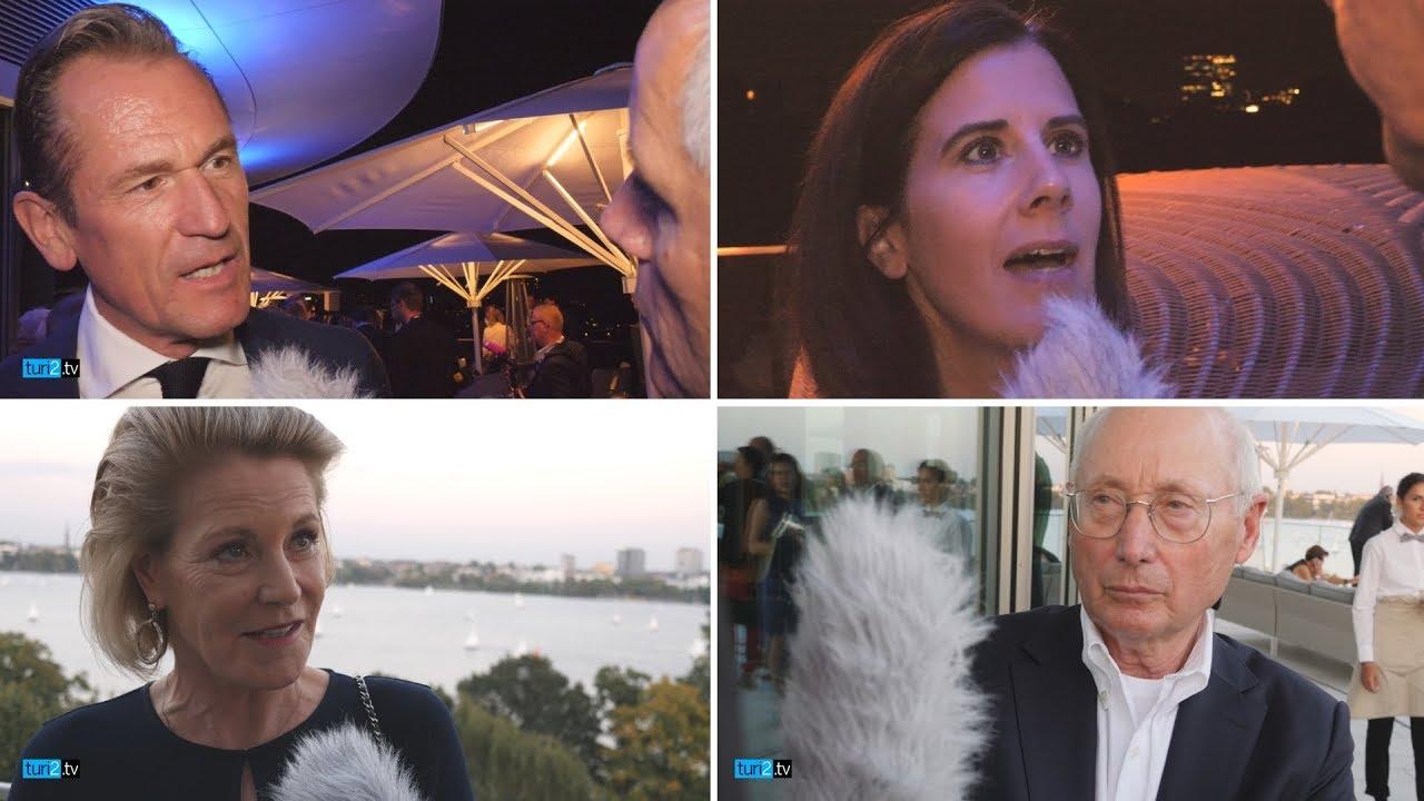 Umfrage: So sieht die Medien-Welt am Sonntag bei Aust, Heumann, Suding und Döpfner aus