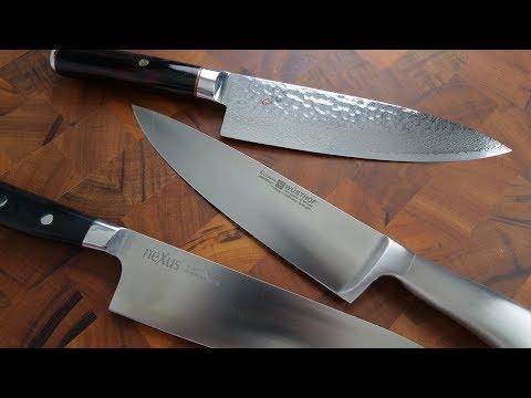 Knife Care Basics