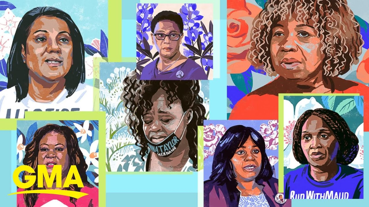Their Painful Bond: Black Mothers Speak Out Together on Their Unimaginable Loss l GMA Digital