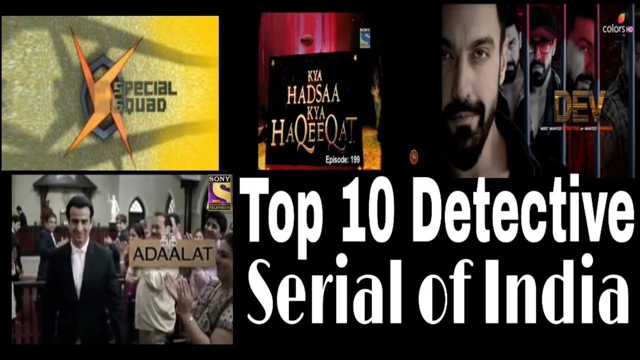 Download Top 10 Detective tv series of india  Top 10 Detective serials   Indian Detective series   Part 2