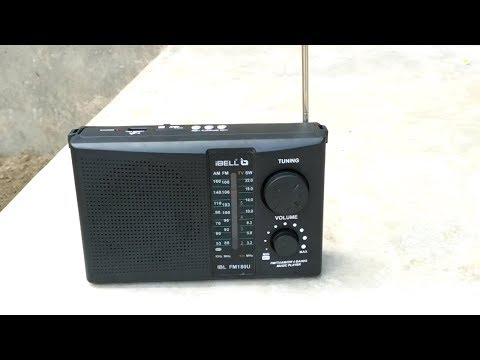 How To Boost FM Radio Signal