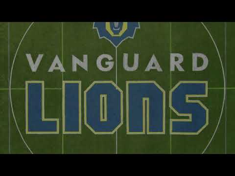 Aerial Tour of Vanguard University of Southern California 2020
