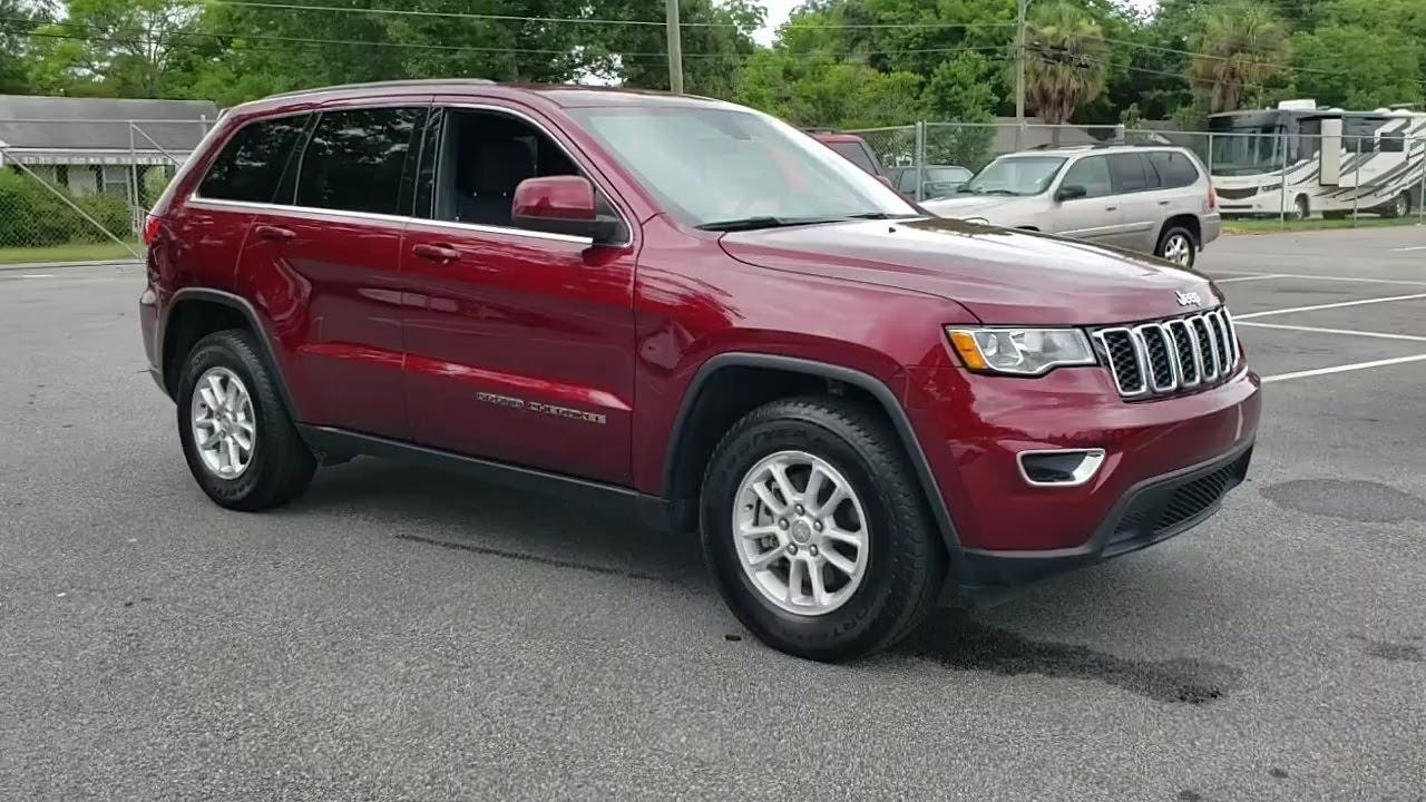 Five Star Chevrolet >> Used 2018 Jeep Grand Cherokee Laredo 4x2 Ltd Avail At Five Star Chevrolet Cadillac Buick Gmc