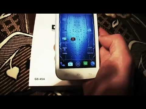 Телефон DEX GS-454