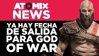 Ya hay fecha de salida de God of War – #AtomixNews [23/01/18]