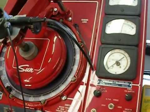 dwell meter hook up