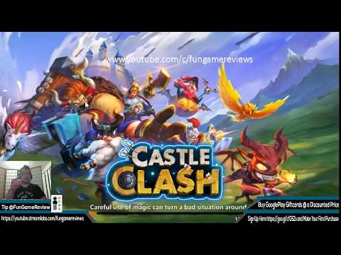 Clash of Lords 2 - Guild United Day 3 and Castle Clash