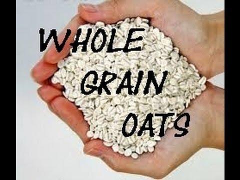 Fiber & Health Benefits of Whole Grain Oats
