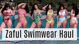 One of Bri Martinez's most viewed videos: Zaful Swimwear Haul: Testing Sizes & Styles | Bri Martinez