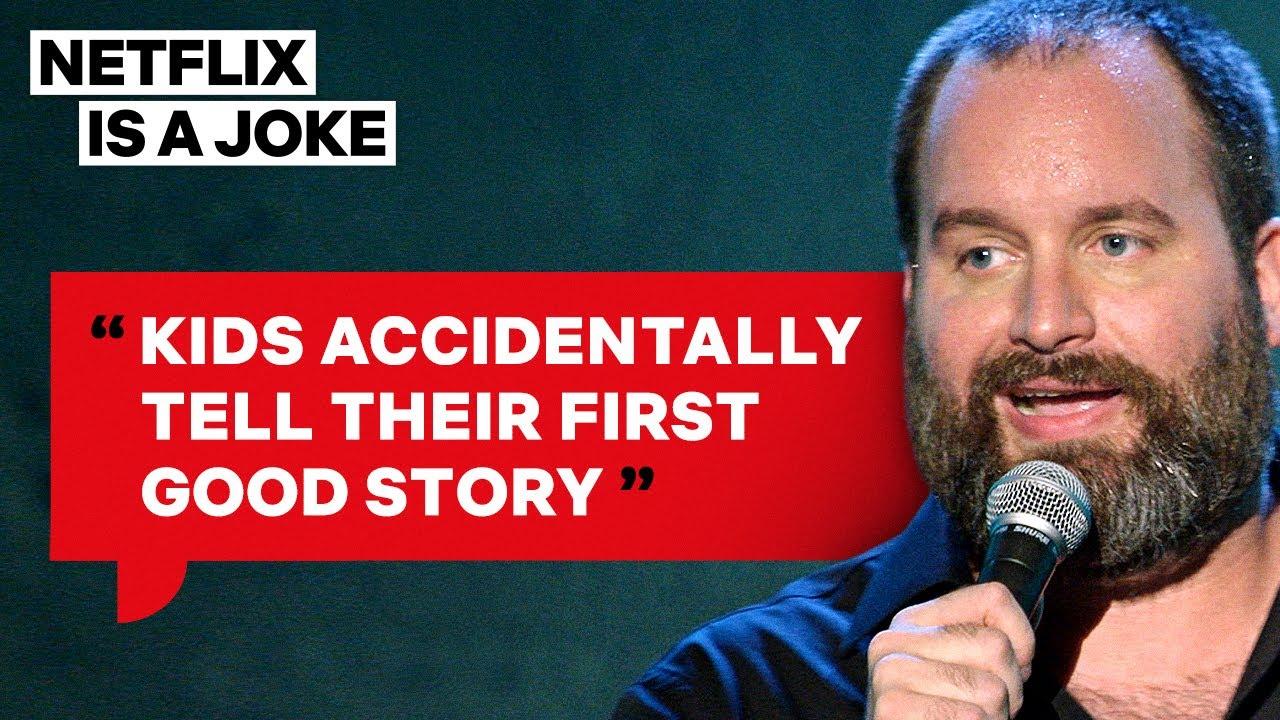 Download Tom Segura Thinks Kids Are The Worst Storytellers | Netflix Is A Joke