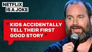 Tom Segura Thinks Kids Are The Worst Storytellers   Netflix Is A Joke