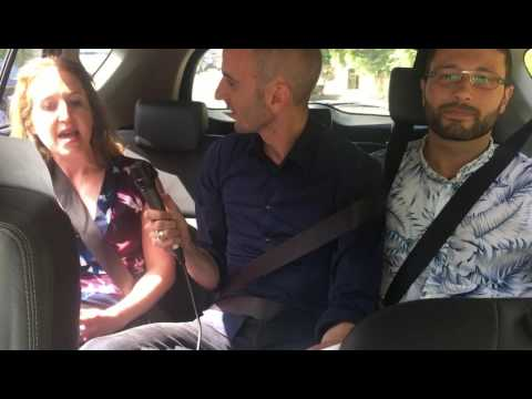 Back Seat Karaoke with Carina Bauer & Miguel Neves