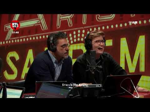Stash dei The Kolors commenta a caldo l'esibizione di Sanremo 2018