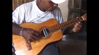 Repeat youtube video Chan chan with cuban tres guitar